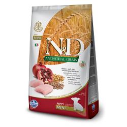FARMINA N&D LOW GRAIN PUPPY MINI Chick.&Pomeg. 0.8kg